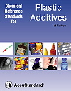 See catalog Chemical reference Standards for Plastic Additives